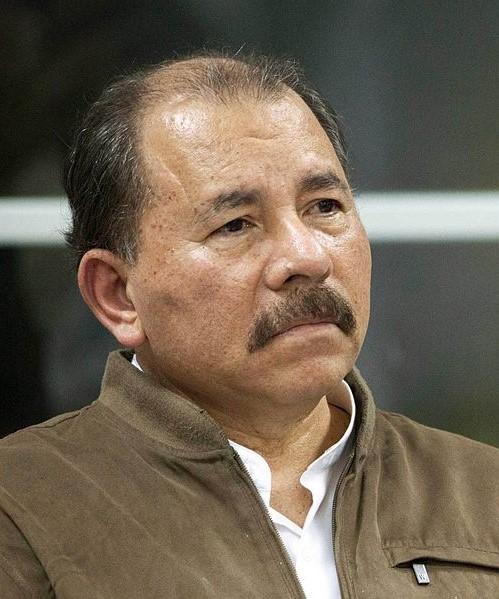President Daniel Ortega of Nicaragua