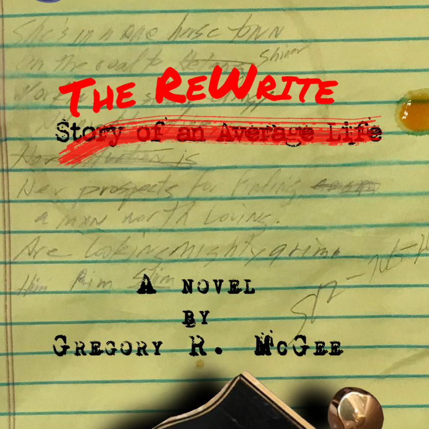 Cover art for The ReWrite